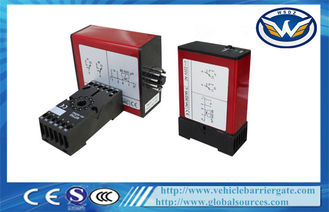 ประเทศจีน Single Channel  Output Relay Vehicle Loop Detector for Temperature Must Not Exceed 65° C ผู้ผลิต
