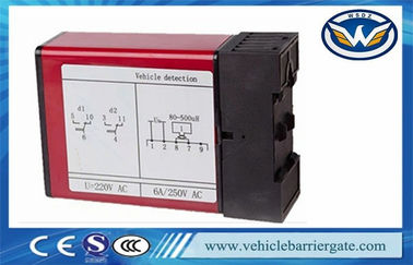 ประเทศจีน Two Relays Vehicle Loop Detector , inductive loop traffic detector ผู้ผลิต