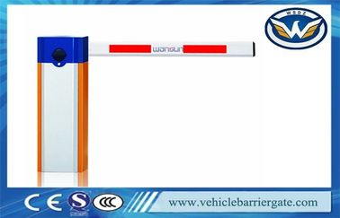 ประเทศจีน Access Nice Security Vehicle Barrier Gate For Car Parking , Aluminum Alloy ผู้ผลิต