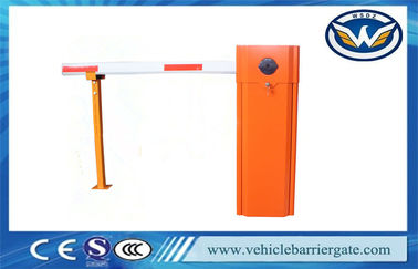 Machinery Car Parking Barrier Gate / Vehicle Access Gates For Highway Toll System