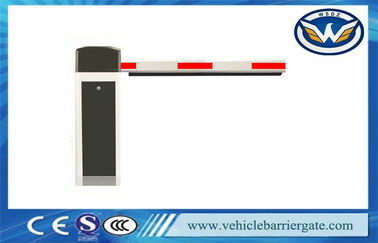 ประเทศจีน ODM SGS IP54 car barrier gate / motorised security arm gates vehicle access ผู้ผลิต
