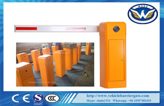 ประเทศจีน Parking Lot Barriers Automatic Car Park Barrier Electronic Gate High Speed ผู้ผลิต