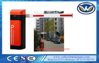 80W arm automatic barrier gate Operator With AC Reliable Electro Mechanical Drive