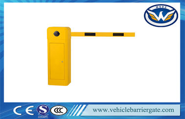 Intelligent Automatic Barrier Gate Boom Barrier System For Parking