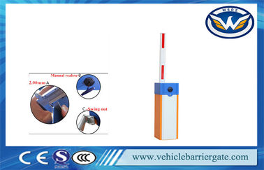 ประเทศจีน Intelligence Automatic Gate Barrier Heavy Duty Parking Barrier Gate By Remote Control ผู้จัดจำหน่าย
