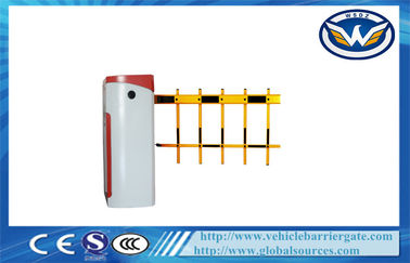 ประเทศจีน Practical Use Fence Arm parking lot barrier gates For Vehicle Access Control โรงงาน
