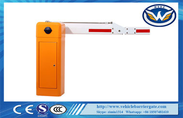 ประเทศจีน High Speed Gate Design Traffic Barrier Gate For Vehicle Access Control System โรงงาน